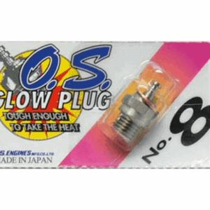 Bougie OS A8 medium chaude (G1682)