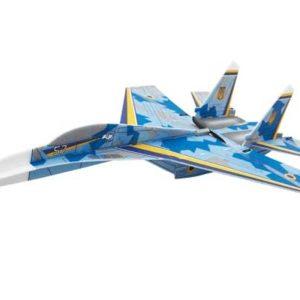 SUKHOI Su-27 avec moteur électrique (J005135)