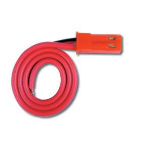 Prise BEC/JST mâle avec cable 17cm (A2P19310)