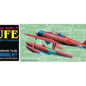 RUFE A6M2-N Env. 419mm Guillow's (SF0280507)