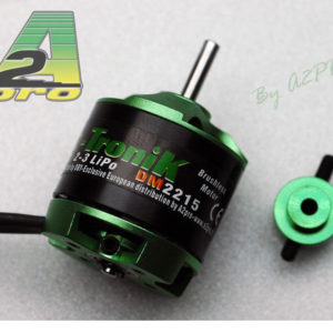 Moteur ( 58g.) Brushless Pro-Tronik DM2215 KV750 (A2P72215)