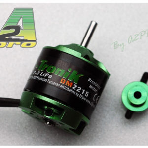 Moteur ( 58g.) Brushless Pro-Tronik DM2215 KV950 (A2P72217)