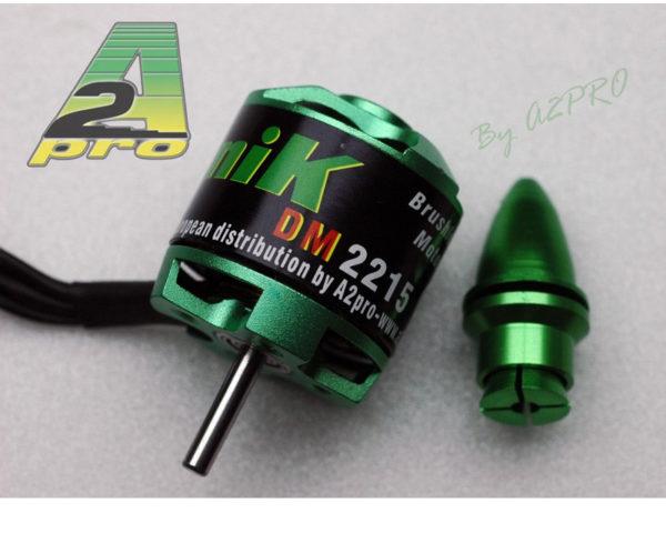 Moteur ( 51g.) Brushless Pro-Tronik DM2215 KV3100 (A2P72218)