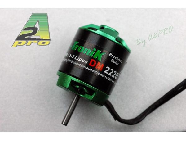 Moteur ( 53g.) Brushless Pro-Tronik DM2215 KV3500 (A2P72220)