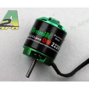 Moteur ( 71g.) Brushless Pro-Tronik DM2220 KV1500 (A2P72223)