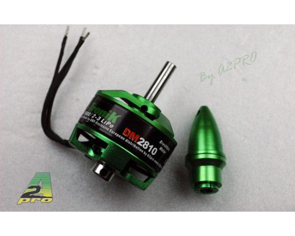 Moteur ( 88g.) Brushless Pro-Tronik DM2810 KV800 (A2P72810)