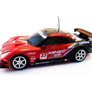 NISSAN GT-R SUPER GT ROUGE/NOIR 1:16 Graupner (G92003)