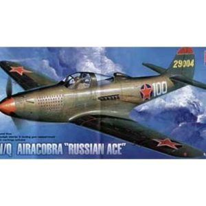 P-39N/Q AIRCO.RUSSIAN ACE 1/72 (AC942223)
