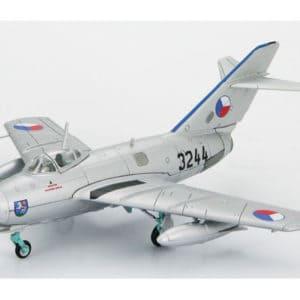 """MIG-15 Bis R Fighter Bomber Reg. """"Ostravsky"""" – 1/72 (99HA2404)"""
