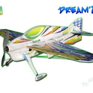 DREAM'IN avion de voltige indoor ultra léger (A2P100115)