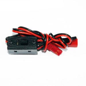 Cordon Interrupteur + Charge Or BEC/JR (A2P13210)