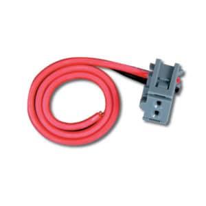 Cable + prise accu émission Multiplex (A2P19118)