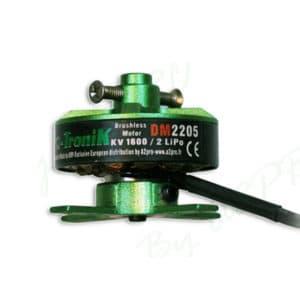 Moteur ( 26,3g.) Brushless ProTronik DM2205 KV1600 (A2P72205-16)