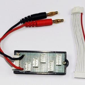 Adaptateur de charge 2 x 3S ou 3 x 2S Li-Po (A2P7700)