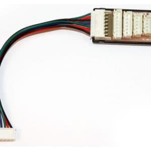 Adaptateur de charge JST 2S à 6S (A2P7702) Cables de charge