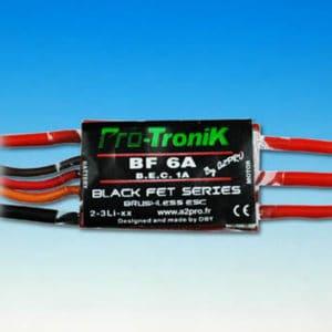 Contrôleur   6A Pro-TroniK BEC pour moteur brushless (A2P78006)