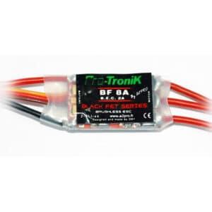 Contrôleur   8A Pro-TroniK BEC pour moteur brushless (A2P78008)