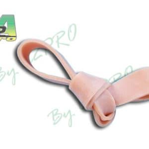 Bracelet caoutchouc élastique 10x120mm, 10 pcs (A2P9290)
