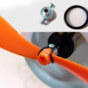 Adaptateur d'hélice pour arbre 2,0mm (A2P5315)