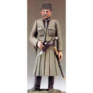 Figurine Cosaque du Kouban Russie 1914 (A8065) 1/32