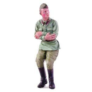 Tankiste soviétique 1942 (ALP35005) 1/35