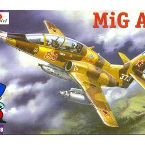 Mig AT (tardif) appareil d'entrainement russe (AM72128) 1/72