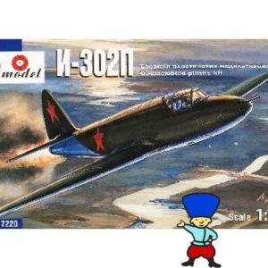 Intercepteur I-302 P soviétique (AM7220) 1/72