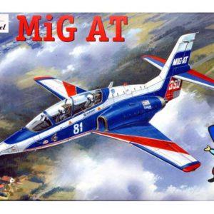 Mig At appareil d'entrainement soviétique (AM7239) 1/72