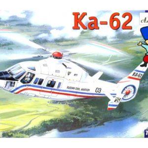 Hélicoptère Kamov Ka-62 (AM7249) 1/72