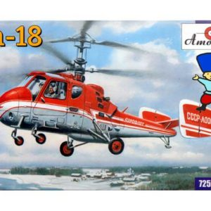 Hélicoptère Kamov Ka-18 (AM7252) 1/72