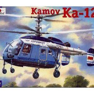 Hélicoptère Kamov Ka-126 (AM7272) 1/72