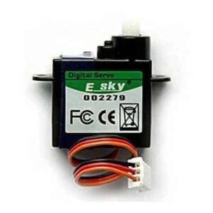 Servo   4,0g. pour Tandem & Mini Nano Esky (BEESK002279) PROMO