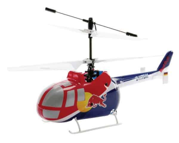 Red Bull BO-105 CB CX RTF Helicopter (BLH2800)