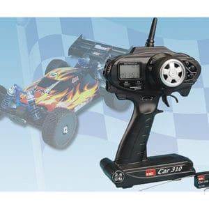 Radiocommande CAR 310 2,4 Ghz (BMI800030)