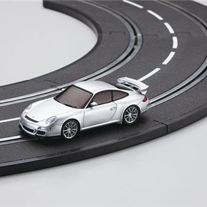 – DSLOT43 PORSCHE 911 GT3 SILVER (D1431030101)