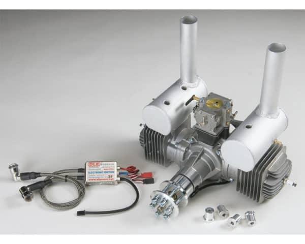 – Moteur DLE-170 essence 2 temps (DLE-170-G0962)