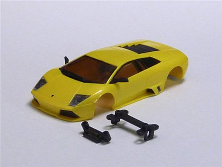 CARROSSERIE DSLOT43 MURCIELAGO LP640 PEARL YELLOW (DSP2020106)