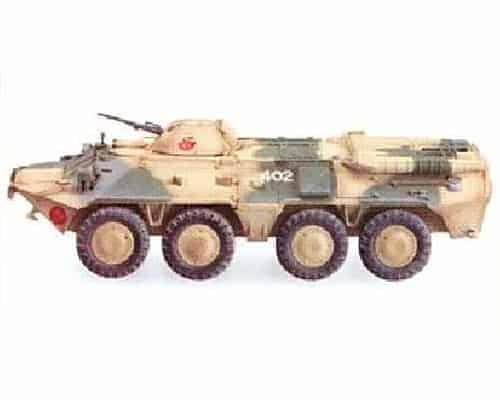 BTR-80 – Armée Rouge 1994 (EAS035018) 1/72