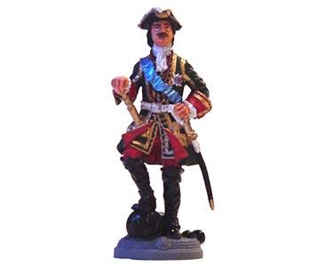 Figurine de collection PIERRE LE GRAND (fig05R)