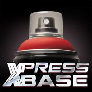 Bombe XpressBase 400ml ROUGE SANG (PAFXG010)