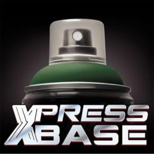 Bombe XpressBase 400ml VERT INFAME (PAFXG029)