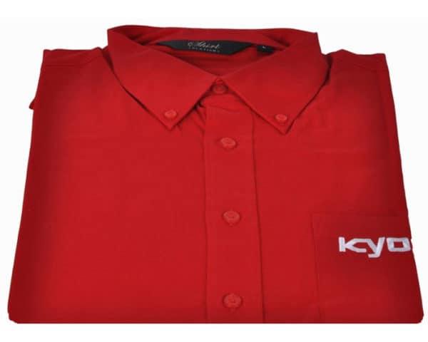 Chemise brodée Kyosho Taille XL (G-CH08XL)
