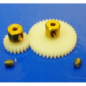 Paire de roues dentées de rechange (G1148.30)