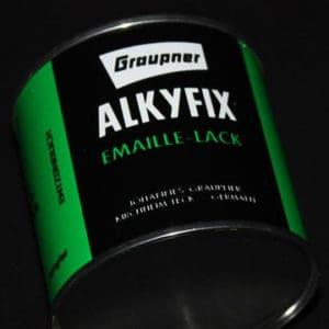 Peinture Alkyfix Polyurethane Jaune 200ml (G1470.4A)
