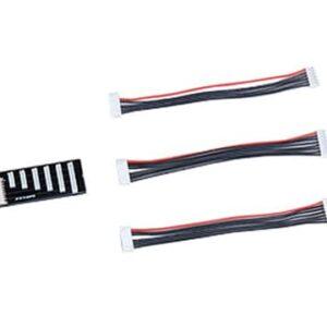 Adaptateur Balancer Graupner JST-XH (G3065.7XH) Connecteurs pour balancer