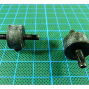 Silent bloc 28,5x15mm M4, 2 pièces (G4618.33)