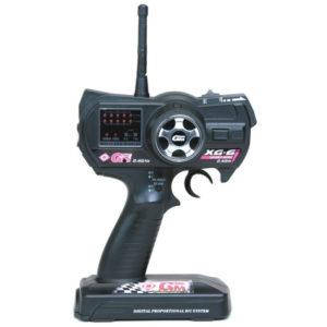 GRAUPNER Radio XG-6i Sport-Spec 2,4GHz (G94000)