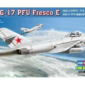 Mig-17 PM Fresco E 1/48 (HB9580337)