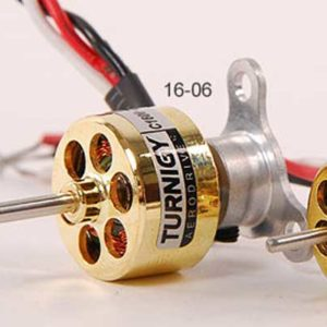 Moteur ( 10,4g.) Brushless Turnigy 16-06-3000Kv (16063000)