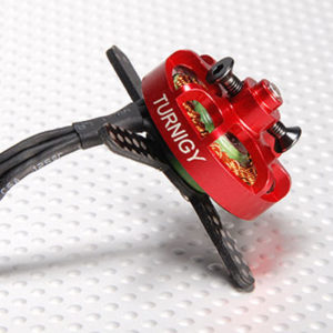 Moteur ( 25g.) Brushless Turnigy T3020 1800Kv (T3020-1800)